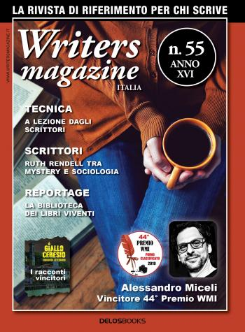 Writers Magazine Italia 55 (copertina)