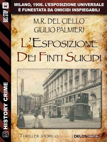 L'esposizione dei finti suicidi (copertina)
