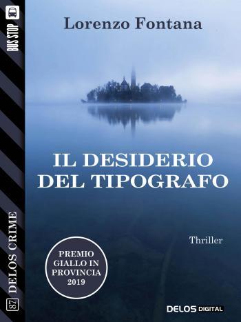Il desiderio del tipografo (copertina)