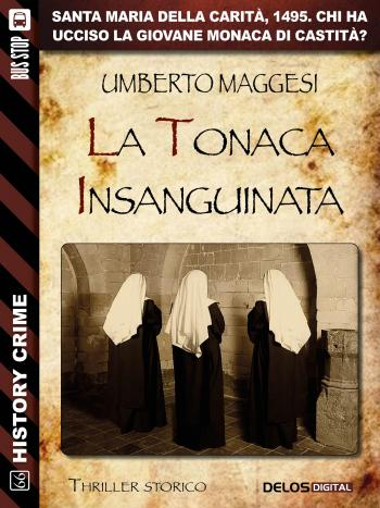 La tonaca insanguinata (copertina)