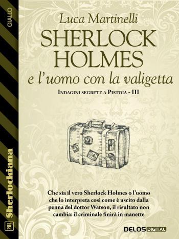 Sherlock Holmes e l'uomo con la valigetta (copertina)