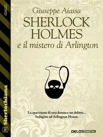 Sherlock Holmes e il mistero di Arlington (copertina)