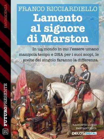 Lamento al signore di Marston (copertina)