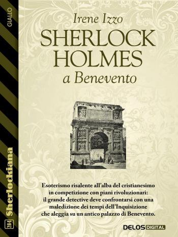 Sherlock Holmes a Benevento (copertina)