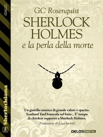 Sherlock Holmes e la perla della morte (copertina)