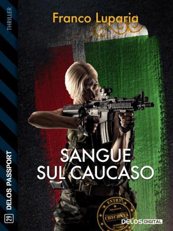 Sangue sul Caucaso (copertina)