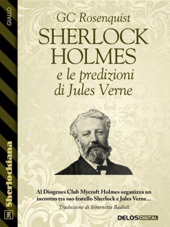 Sherlock Holmes e le predizioni di Jules Verne (copertina)