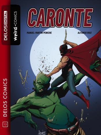 Caronte (copertina)
