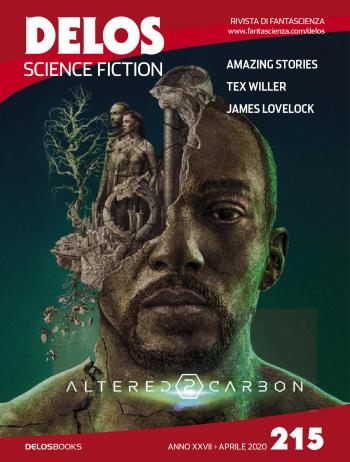 Delos Science Fiction 215 (copertina)