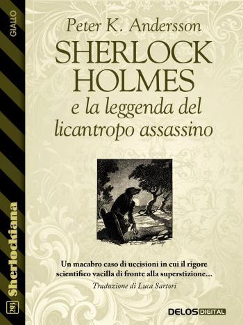 Sherlock Holmes e la leggenda del licantropo assassino (copertina)
