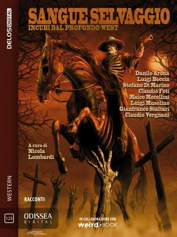 Sangue selvaggio (copertina)