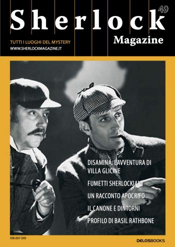 Sherlock Magazine 49 (copertina)