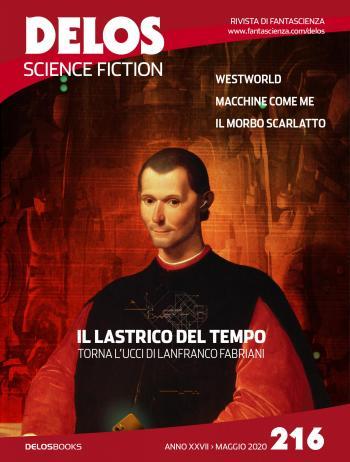 Delos Science Fiction 216 (copertina)
