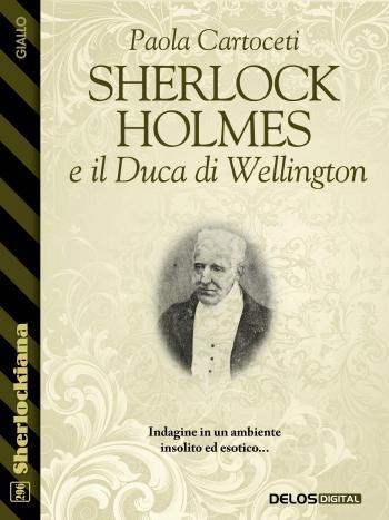 Sherlock Holmes e il Duca di Wellington (copertina)