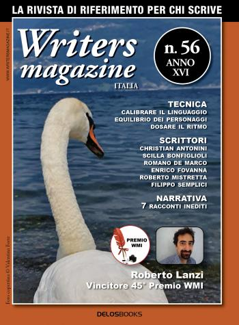 Writers Magazine Italia 56 (copertina)
