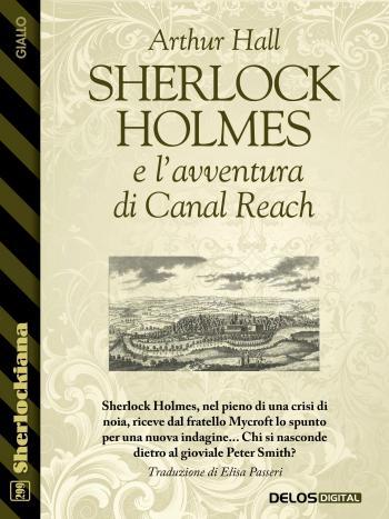 Sherlock Holmes e l'avventura di Canal Reach (copertina)