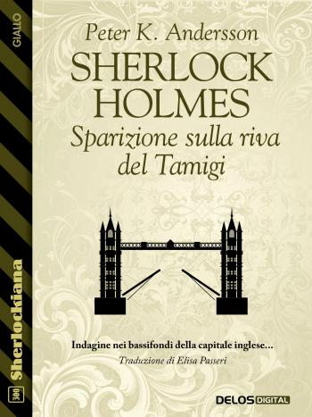Sherlock Holmes - Sparizione sulla riva del Tamigi