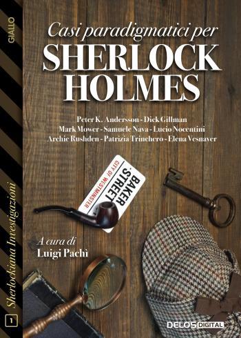 Casi paradigmatici per Sherlock Holmes (copertina)