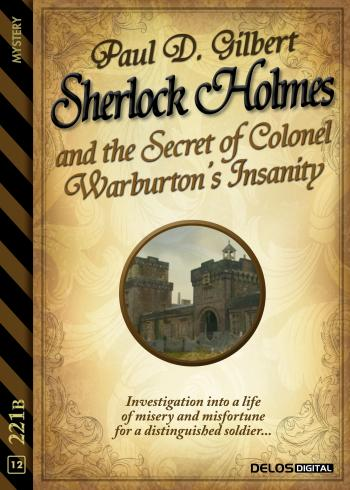 Sherlock Holmes and the Secret of Colonel Warburton's Insanity (copertina)