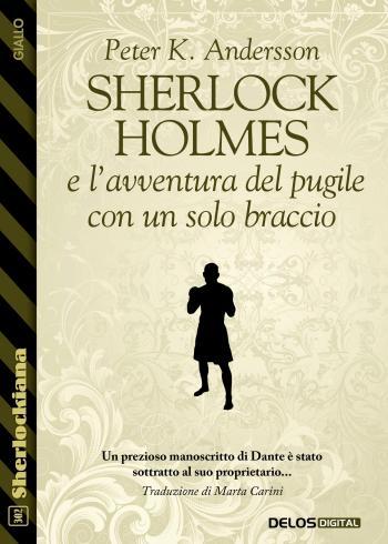 Sherlock Holmes e l'avventura del pugile con un solo braccio (copertina)