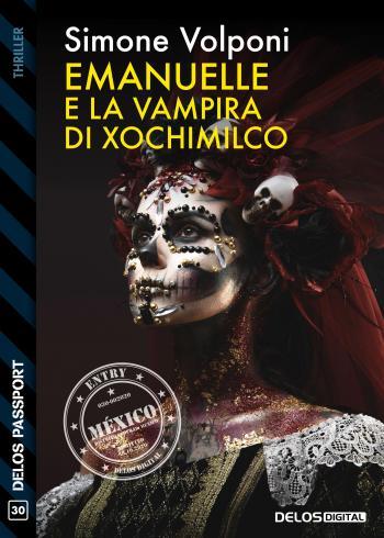 Emanuelle e la vampira di Xochimilco (copertina)