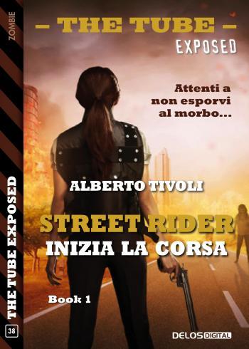 Street Rider Inizia la corsa (copertina)