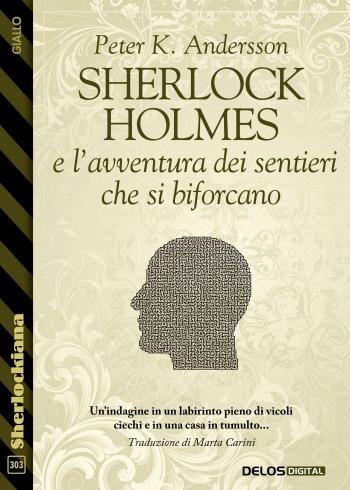 Sherlock Holmes e l'avventura dei sentieri che si biforcano (copertina)