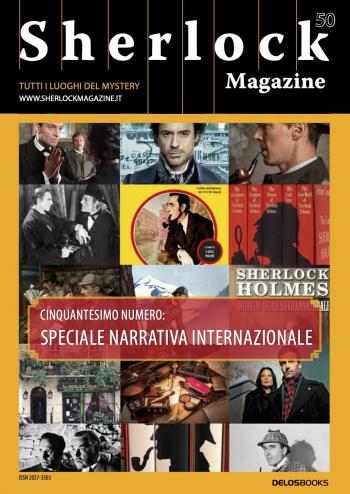 Sherlock Magazine 50 (copertina)