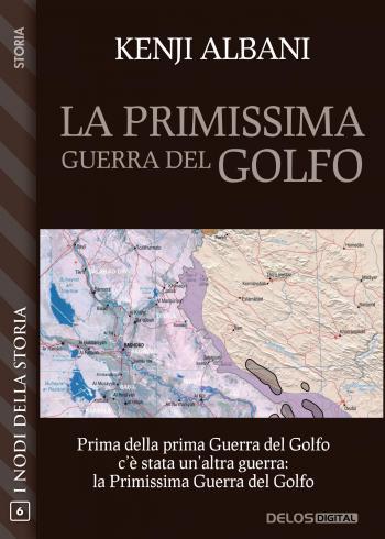 La primissima guerra del Golfo (copertina)