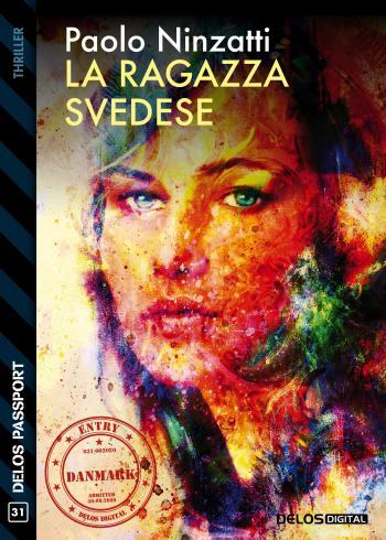 La ragazza svedese (copertina)