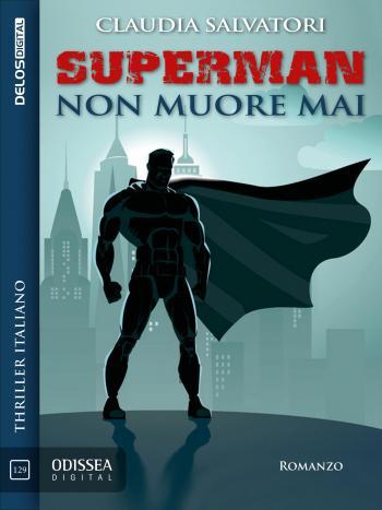 Superman non muore mai (copertina)