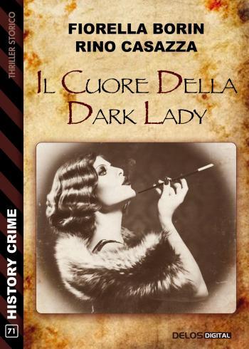 Il cuore della dark Lady (copertina)