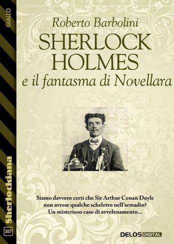 Sherlock Holmes e il fantasma di Novellara (copertina)