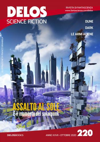 Delos Science Fiction 220 (copertina)