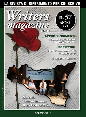 Writers Magazine Italia 57 (copertina)