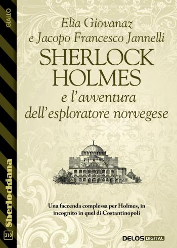 Sherlock Holmes e l'avventura dell'esploratore norvegese (copertina)