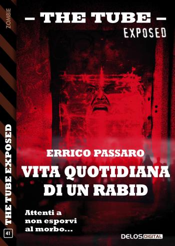 Vita quotidiana di un Rabid (copertina)