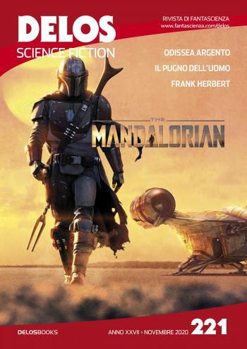 Delos Science Fiction 221 (copertina)