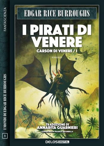 I pirati di Venere (copertina)