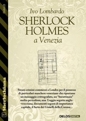 Sherlock Holmes a Venezia (copertina)