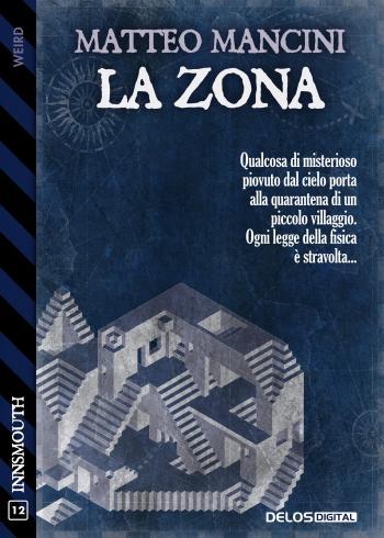 La zona (copertina)