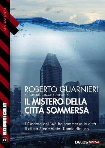 Il mistero della città sommersa (copertina)