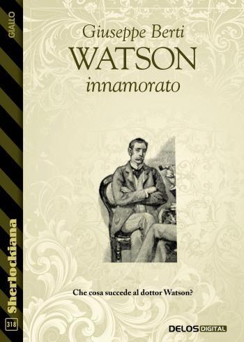 Watson innamorato (copertina)