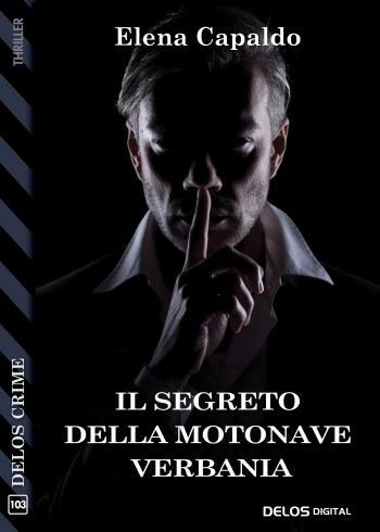 Il segreto della motonave Verbania (copertina)