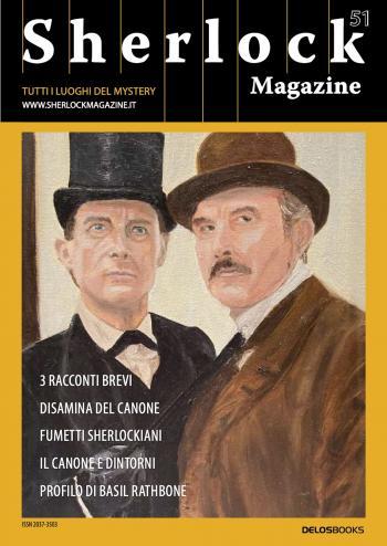 Sherlock Magazine 51 (copertina)