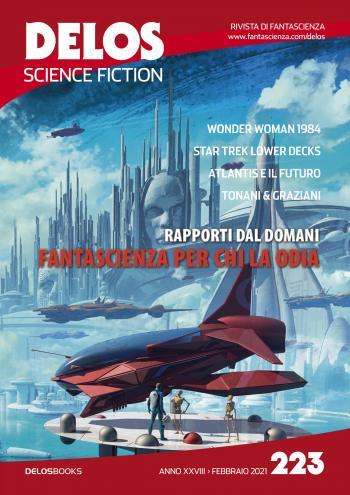 Delos Science Fiction 223 (copertina)