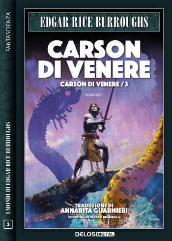 Carson di Venere (copertina)