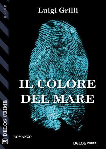 Il colore del mare (copertina)