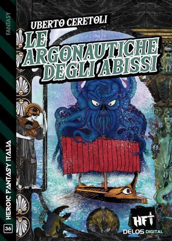 Le Argonautiche degli abissi (copertina)