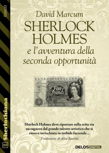 Sherlock Holmes e l'avventura della seconda opportunità  (copertina)
